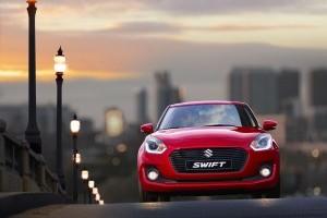 GENEVA 2017: Suzuki prezintă noul Swift