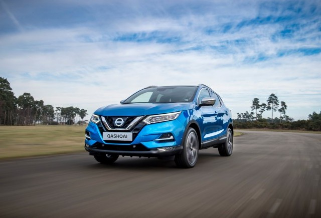 GENEVA 2017: Noul Nissan Qashqai