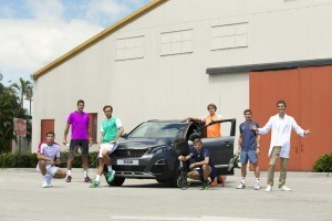 Peugeot subliniază interesul pentru tenis printr-un parteneriat nou