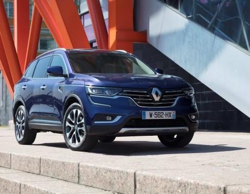 LANSARE ÎN ROMÂNIA: Renault Koleos