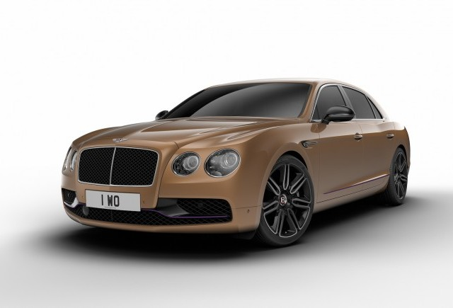Bentley a lansat noua ediție limitată Flying Spur Design Series by Mulliner
