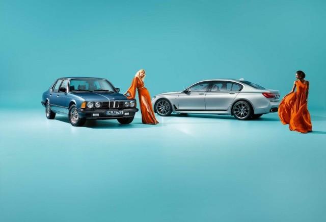 EDIȚIE SPECIALĂ: BMW Seria 7 Edition 40 Jahre