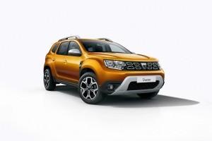 Noi detalii despre viitoarea generație Dacia Duster