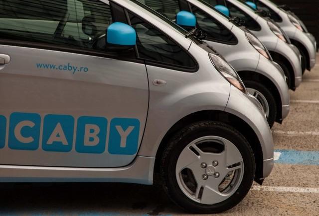 S-a lansat primul serviciu de car sharing din România cu mașini exclusiv electrice