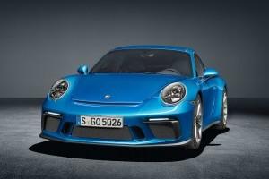 FRANKFURT 2017: Porsche 911 GT3 cu pachetul Touring