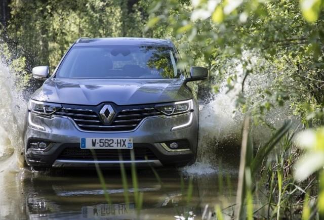 Renault Koleos primește 5 stele la testele EuroNCAP