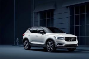 XC40 completează gama Volvo pentru segmentul SUV premium