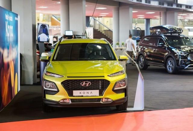 Hyundai Kona – premiera nationala in cadrul Salonului Auto Bucuresti & Accesorii
