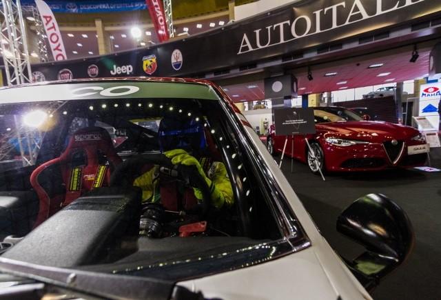 Campioana istoricelor din CNVCD, expusă la Salonul Auto București