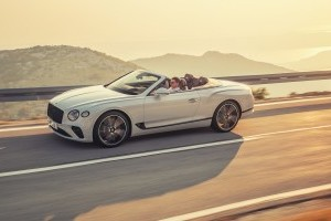 Noul Bentley Continental GT Convertible