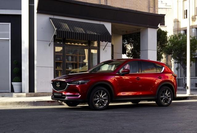 Vânzările Mazda din România au crescut cu 5% în primul semestru din 2019
