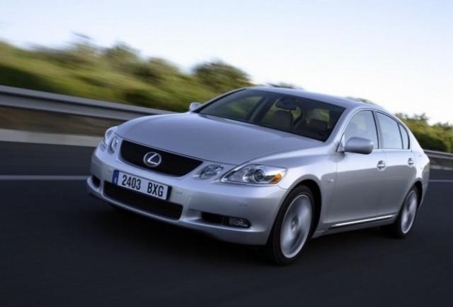 Lexus in premiera la SIAB