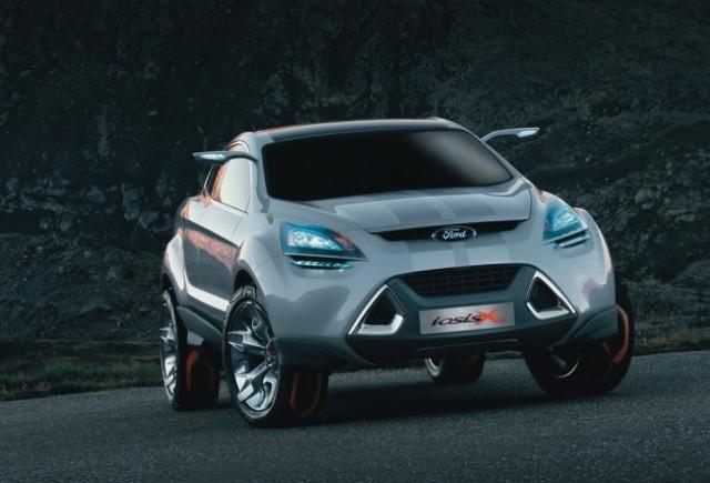 Iosis X semnaleaza un nou viitor pentru Ford