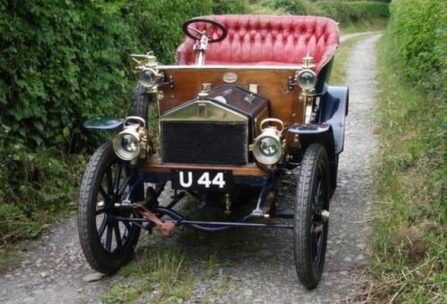 Cel mai vechi Rolls-Royce din lume este de vanzare