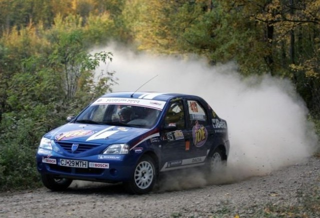 Pirelli Rally Show 2007 - Gata de start!