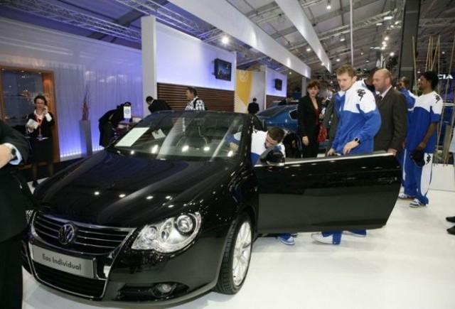 Volkswagen la SIAB 2007