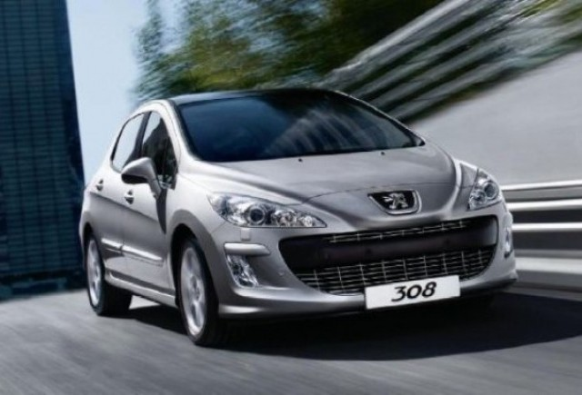 Noul Peugeot 308