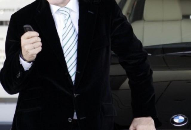 Gheorghe Hagi si Ilie Nastase, la volanul noului BMW X5