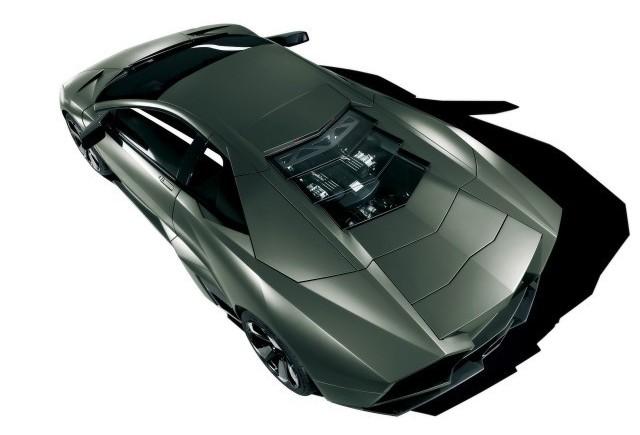 Ultimul cuvant in gama Luxury: Lamborghini Reventon