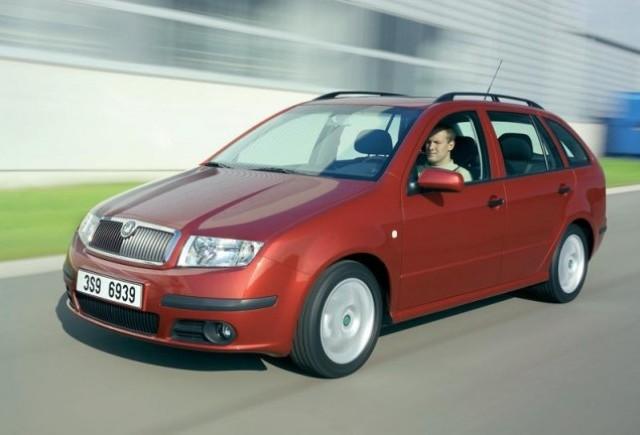 Trei modele Skoda primesc Auto Trophy in 2007