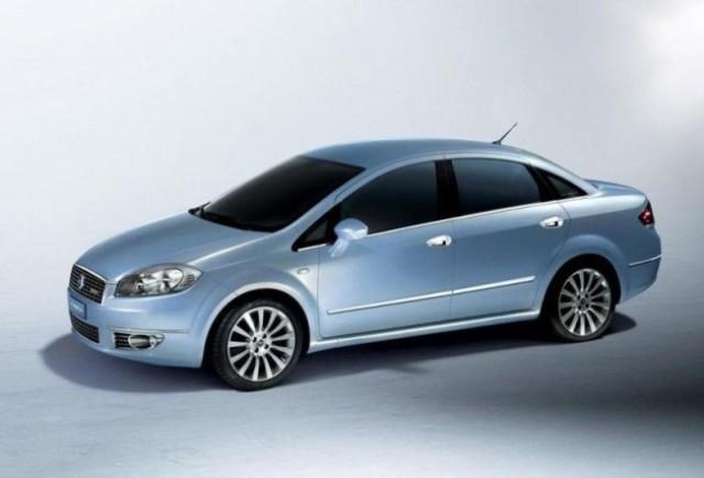 Fiat Linea a castigat premiul Autobest 2008