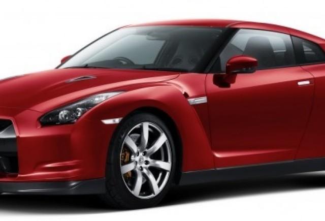 Post de la Nissan GT-R pentru europeni pana in martie 2009!