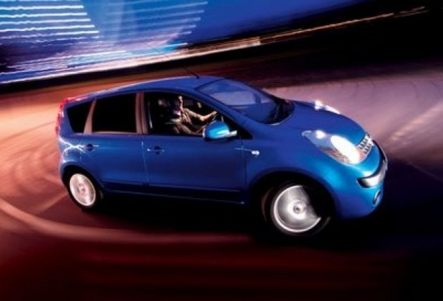 Nissan Note - povestea unui lifting
