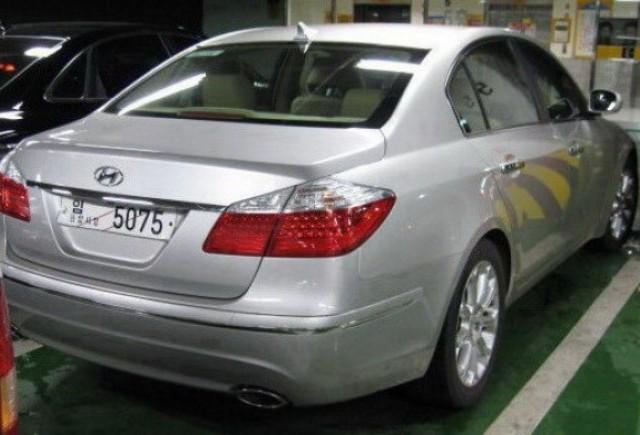 Hyundai Genesis - Invazia e pe cale sa inceapa