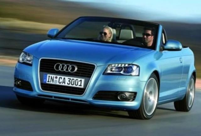 Audi va lansa A3 Cabriolet in primavara