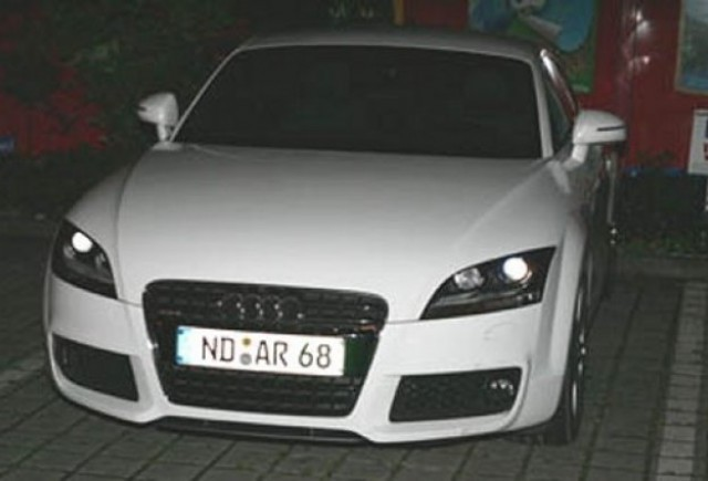 TTRS - Audi TT pe steroizi!