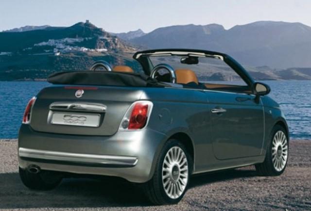Fiat da jos palaria noului model 500!