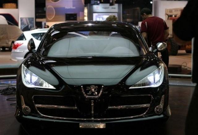 Peugeot trece granita prin noul Coupe Bella