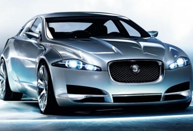 Jaguar C-XF - Lumina de la capatul tunelului...