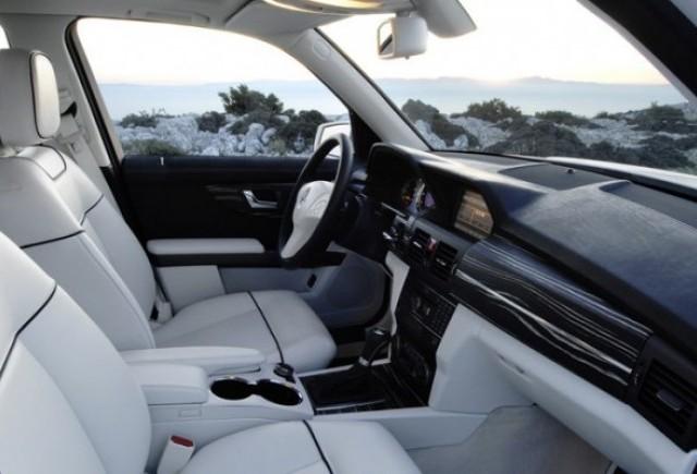 Mercedes Vision GLK – un
