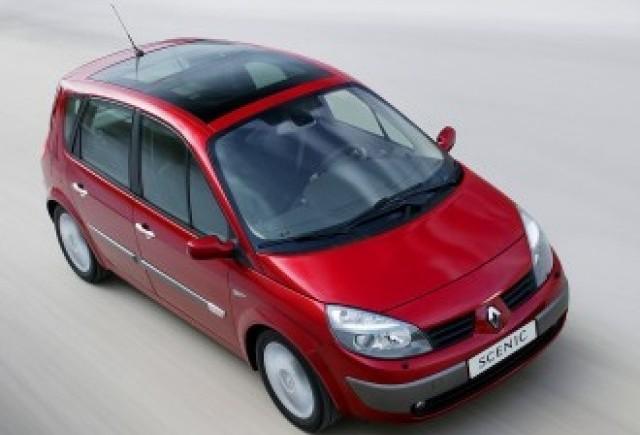 Scena e pregatita pentru noul Renault Scenic!