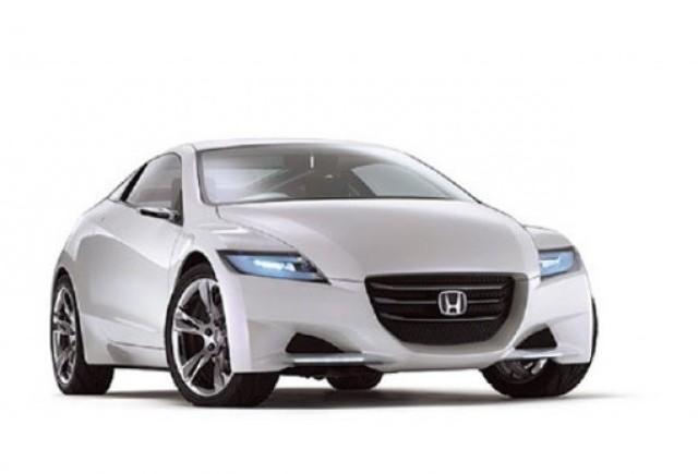 Honda CR-Z - Viitorul ne surade