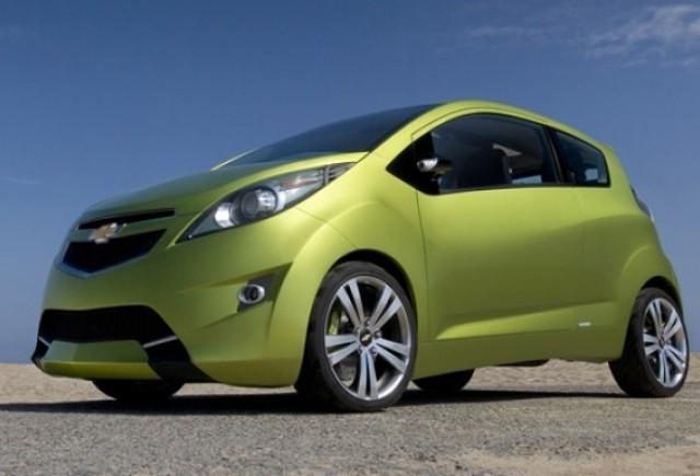 Chevrolet Beat - Noul Matiz?