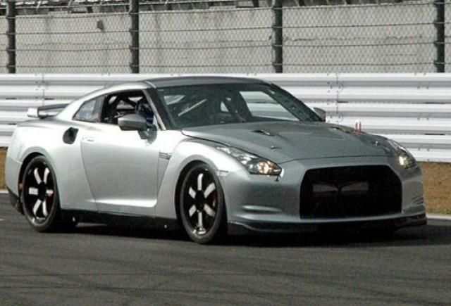Nissan GT-R - Evolutia continua!