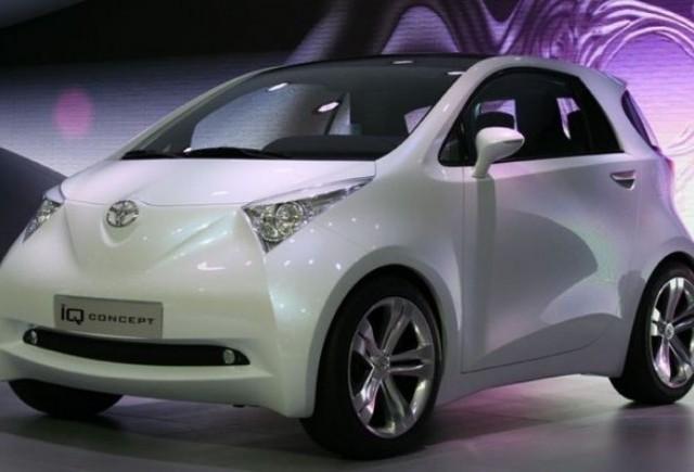 Toyota IQ - Inteligenta pe sosele