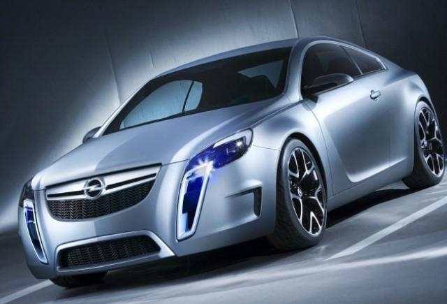 Opel GranTurismo - Noua directie spre succes!