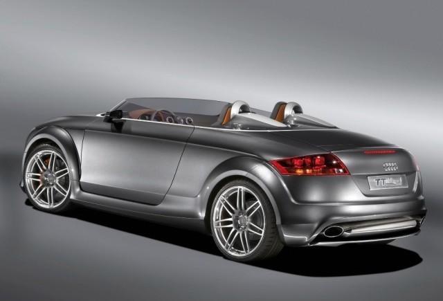 Audi TT clubsport quattro – Deja-vu