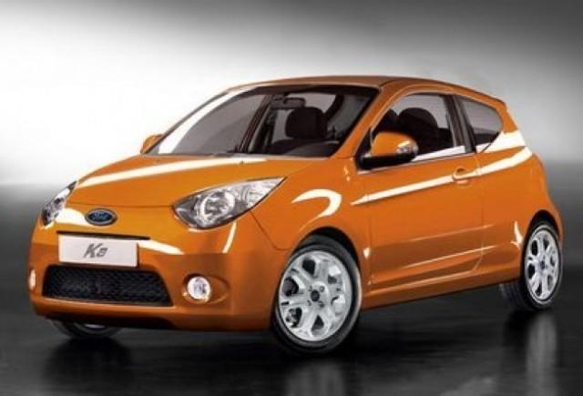 Noul Ford Ka - Sfarsitul lui Fiat 500 ?