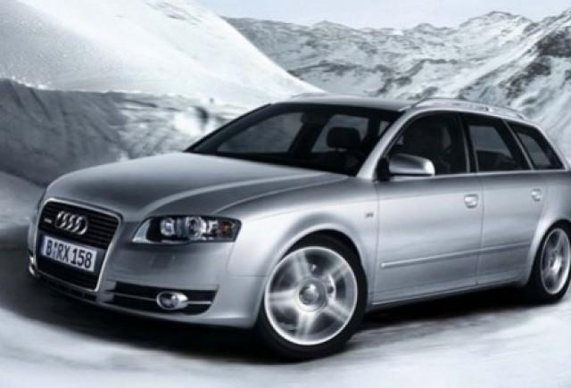 Audi A4 Avant - Stilul in treapta a 6-a !