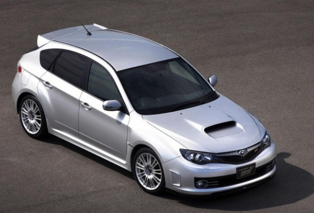 Subaru Impreza - Setea stavilita!