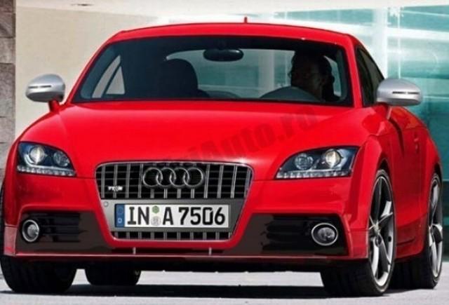 Audi TTS - Un pret pe masura