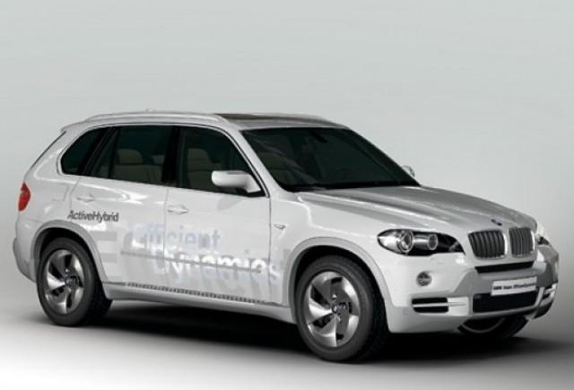 BMW X5 Vision - O palma pentru critici!