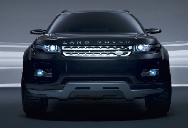 Land Rover LRX – Intunericul tentant...