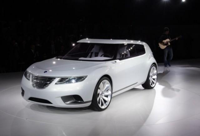 Saab 9-X BioHybrid - Semnul revenirii?