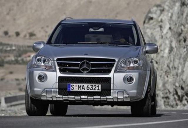 Mercedes Clasa M - Un look de milioane, la propriu!