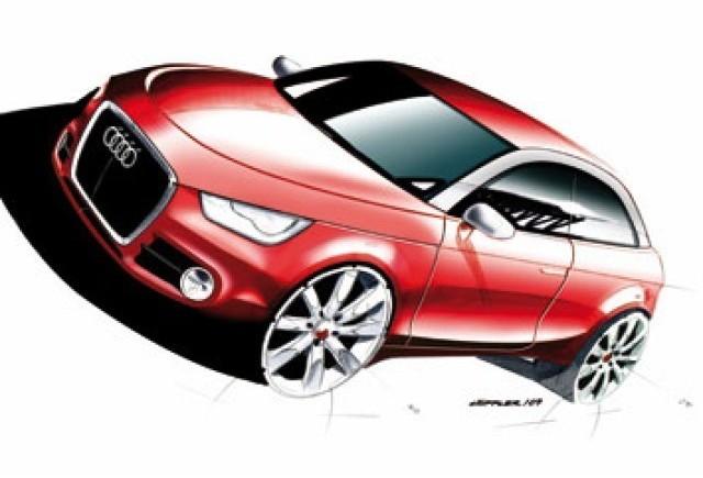 Audi Metroproject Quattro – Stil minimalist